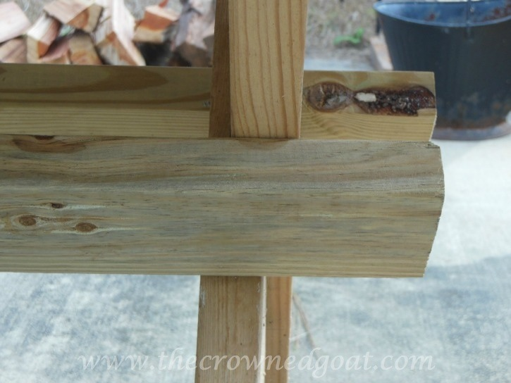 010615-7 Building a Farmhouse Style Table Painted Furniture