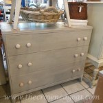 A Few Smalls and an ASCP French Linen Dresser Makeover