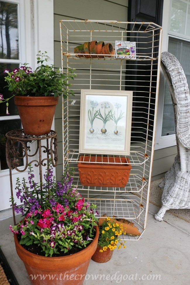 032615-6 Spring Inspired Porch Decorating Spring