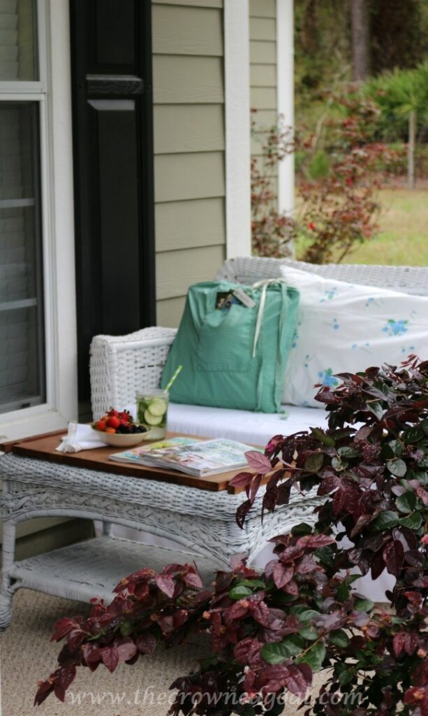 Shop Your Home Front Porch Makeover  - The Crowned Goat - 051515-3