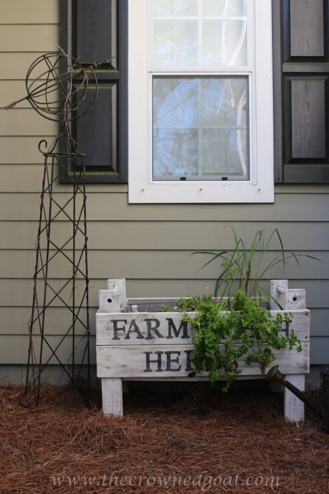 Shop Your Home Front Porch Makeover  - The Crowned Goat - 051515-7