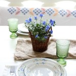 Summer-Tablescape-Using-Potted-Plants-The-Crowned-Goat-052715-5 Decorating