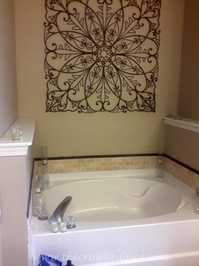 061815-1 Master Bathroom Makeover Decorating