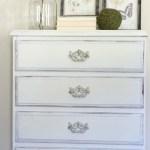 Maison Blanche Painted Dresser