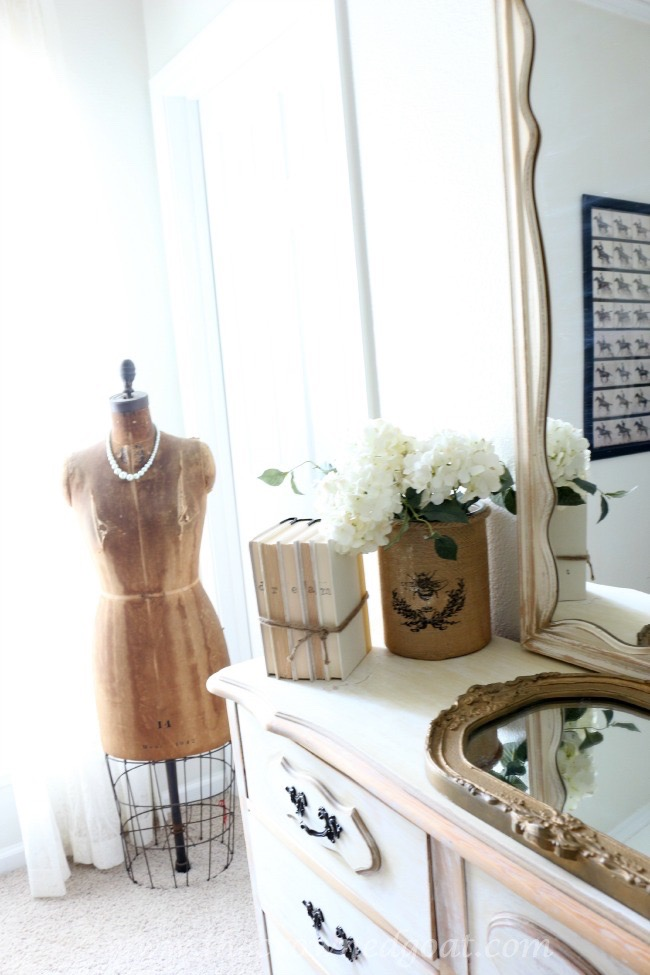 Neutrals Inspired Bedroom Makeover - The Crowned Goat - 071615-12