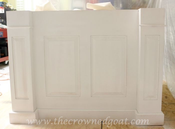 082515-19 Painting a Kitchen Island with the HomeRight Finish Max Sprayer DIY