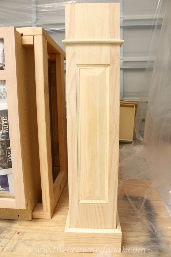 082515-3 Painting a Kitchen Island with the HomeRight Finish Max Sprayer DIY