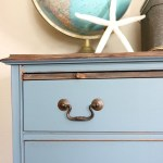 Fusion-Mineral-Coastal-Inspired-Dresser-Makeover090115-12 Painted Furniture
