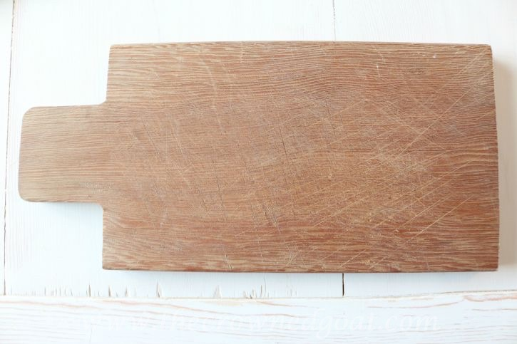 090915-6 How to Clean and Restore Vintage Cutting Boards DIY
