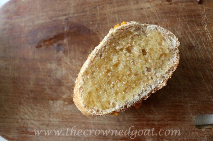091115-9 Fall Inspired Honeycrisp Apple Panini Fall Holidays