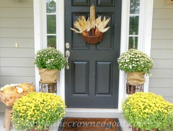 092315-1 Front Door Paint with Modern Masters DIY
