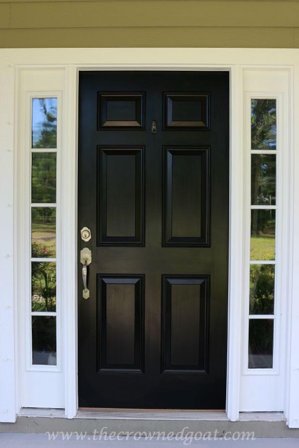 092315-18-1 Front Door Paint with Modern Masters DIY