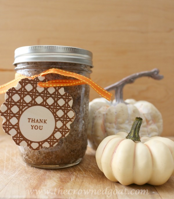 111915-10 Easy Pumpkin Spice Latte Sugar Scrub Fall Holidays