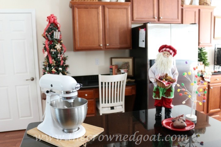 120115-19 Merry Christmas Tour of Homes Blog Hop Christmas Decorating Holidays