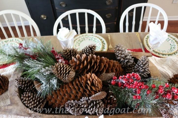 120115-26 Merry Christmas Tour of Homes Blog Hop Christmas Decorating Holidays