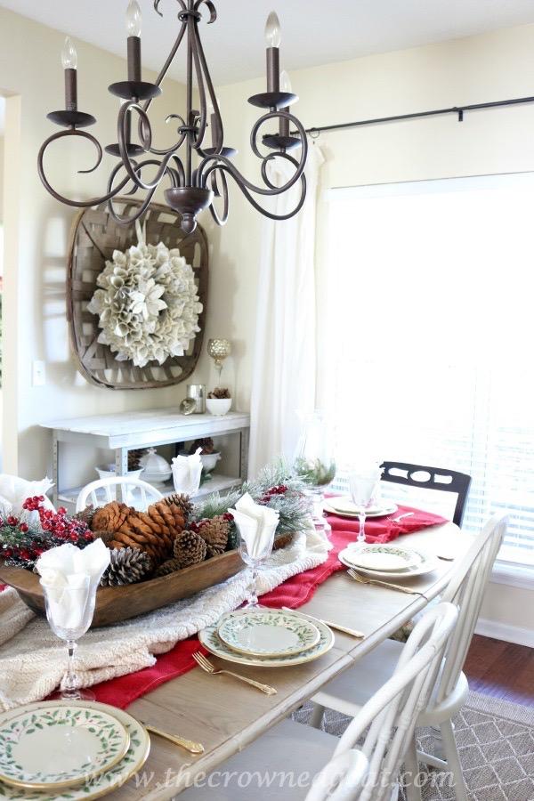 120115-27 Merry Christmas Tour of Homes Blog Hop Christmas Decorating Holidays