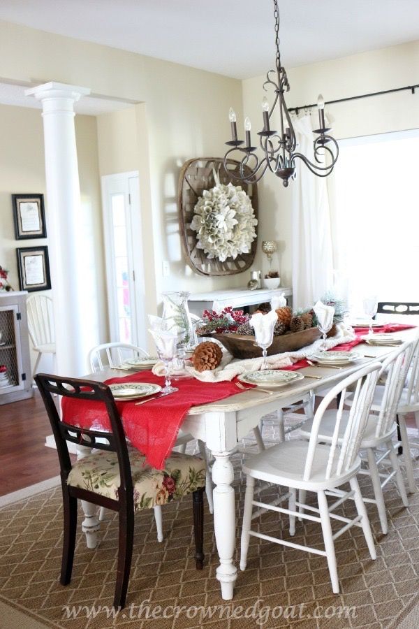 120115-29 Merry Christmas Tour of Homes Blog Hop Christmas Decorating Holidays