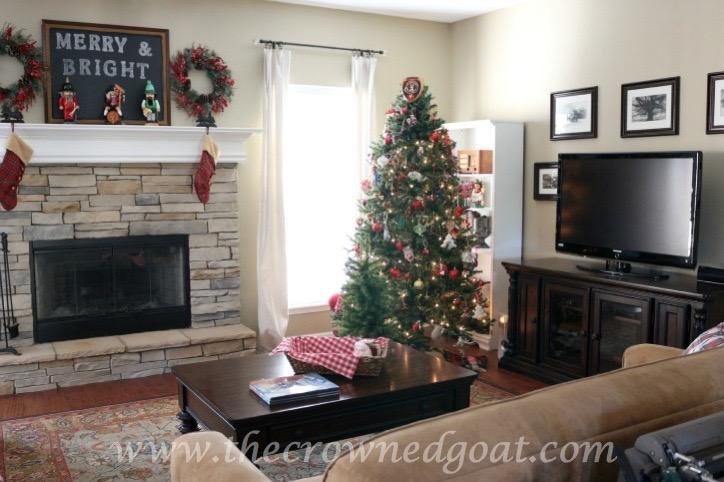 120115-6 Merry Christmas Tour of Homes Blog Hop Christmas Decorating Holidays