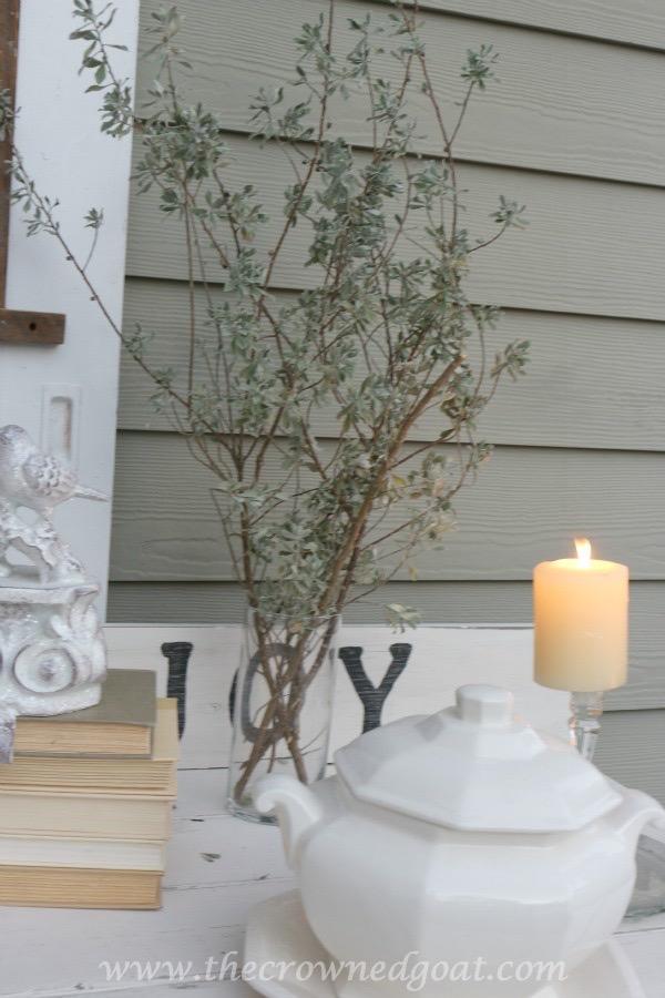 120315-11 White Christmas Inspired Patio Christmas Decorating Holidays