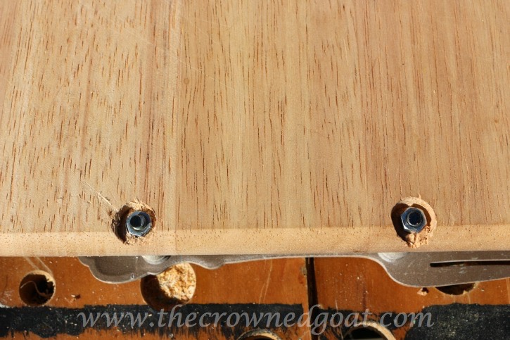 121615-10 How to Make a Serving Tray From a Breadboard Crafts DIY