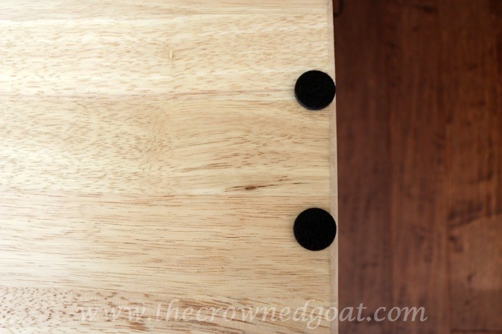 121615-12 How to Make a Serving Tray From a Breadboard Crafts DIY