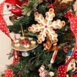 Food Themed Christmas Tree