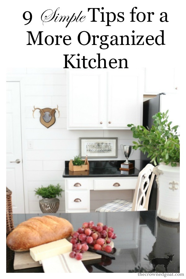 Tips-for-a-More-Organized-Kitchen-The-Crowned-Goat-23 9 Tips for a More Organized Kitchen Organization