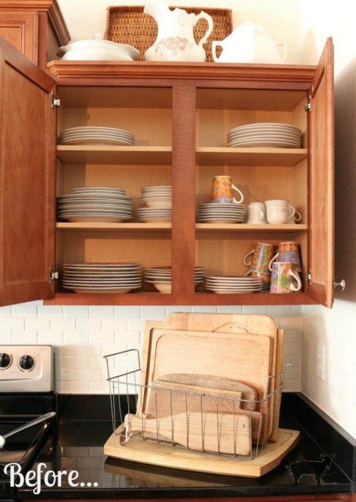 Tips-for-a-More-Organized-Kitchen-The-Crowned-Goat-7 9 Tips for a More Organized Kitchen Organization