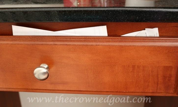 020216-1 How to Organize a Kitchen Desk Organization