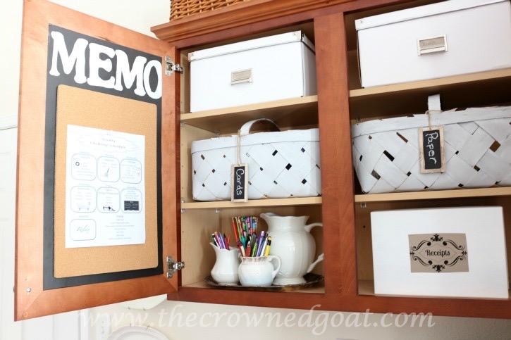020216-19 How to Organize a Kitchen Desk Organization