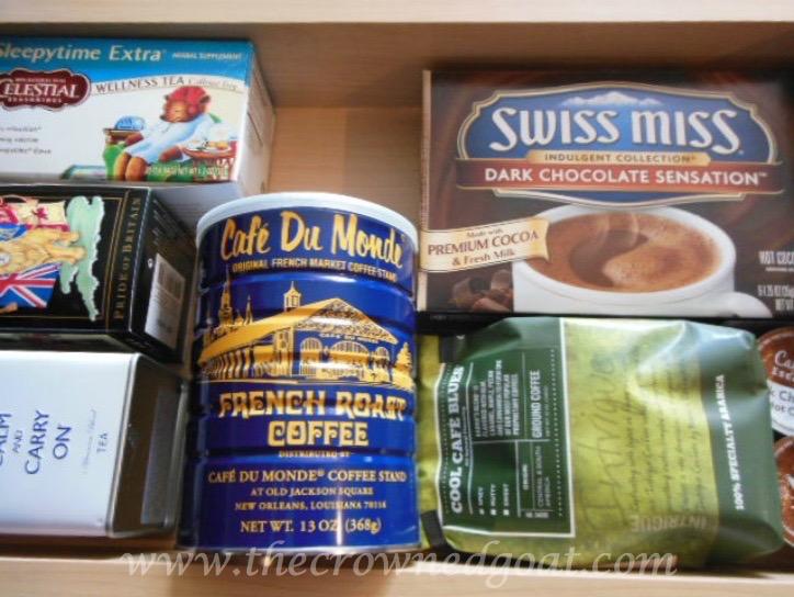 022316-2 Indoor Coffee Station Updates Decorating DIY
