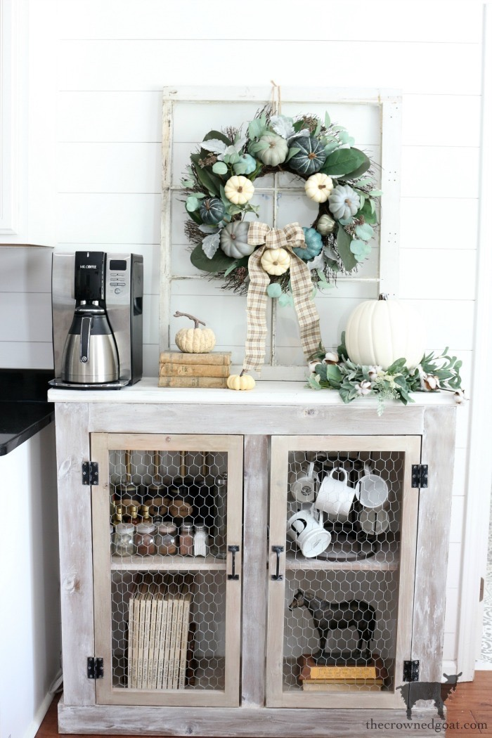 Indoor-Coffee-Station-Updates-The-Crowned-Goat-12 Indoor Coffee Station Updates Decorating DIY Organization