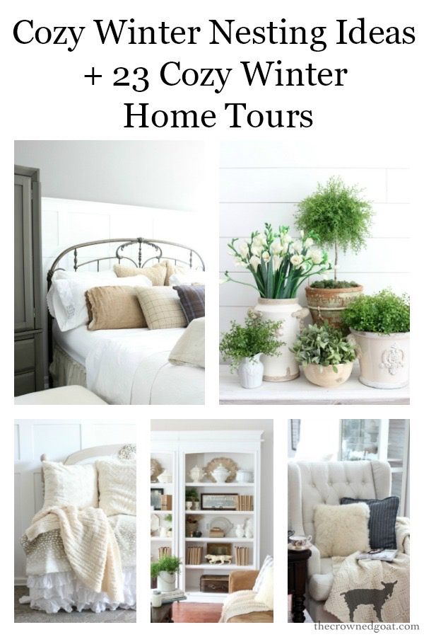 Winter-Nesting-Cozy-Home-Tour-The-Crowned-Goat-18 Cozy Winter Nesting Ideas Decorating