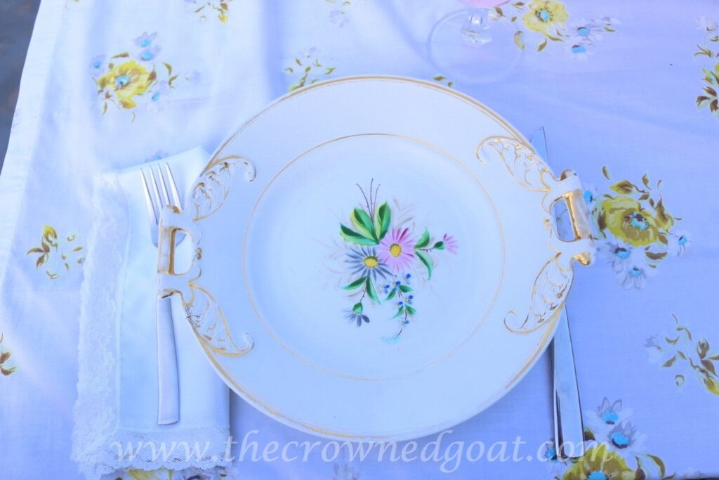 031716-9-1024x683 Vintage Inspired Spring Tablescape Decorating DIY Spring