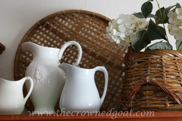032316-5 Decorating for Spring with Vintage or Salvaged Finds Decorating