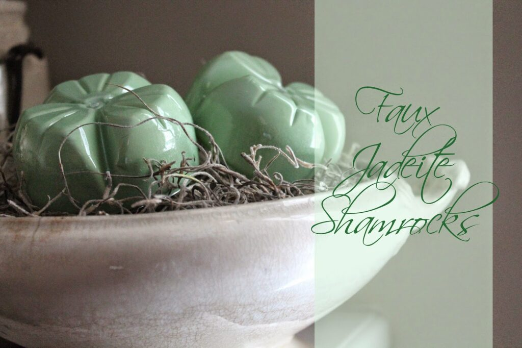 faux-jadeite-shamrocks-header-1024x682 St. Patrick Day Ideas Holidays