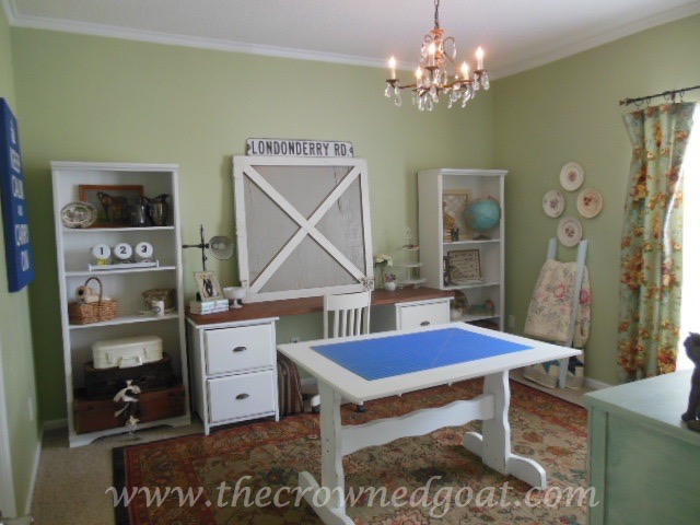040716-1 One Room Challenge – The Plan Decorating DIY