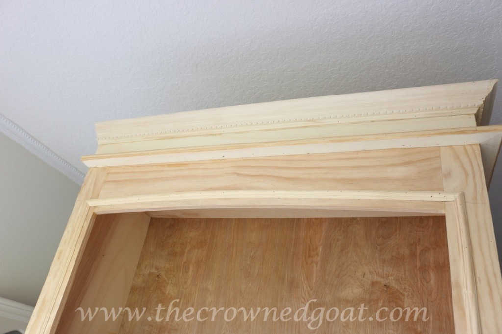 041816-5-1024x682 Custom Office Bookcases DIY Painted Furniture