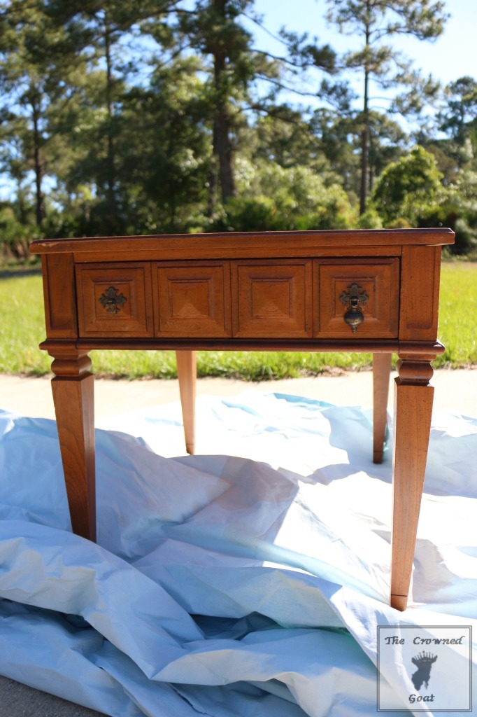 050916-7-682x1024 End Table and Side Table Painting Tips DIY Painted Furniture