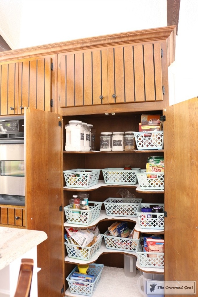 062916-8-682x1024 Loblolly Manor: Organizing the Pantry DIY Organization