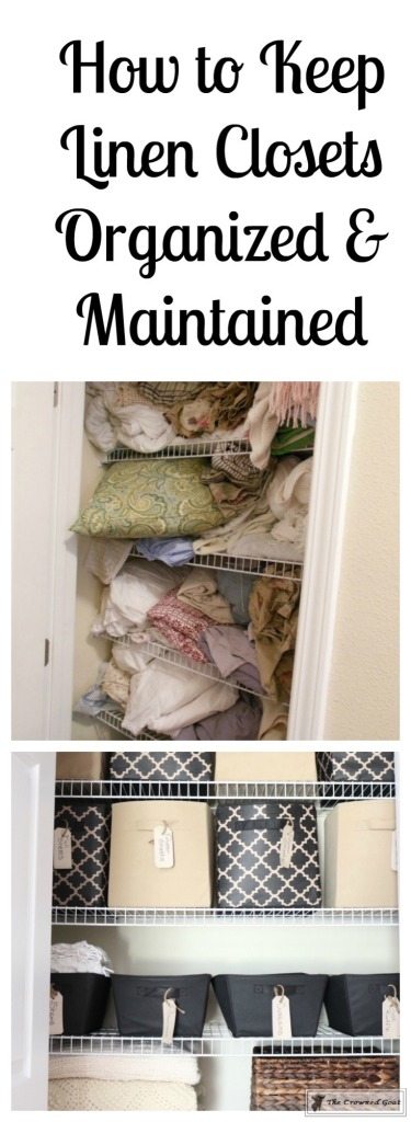 How-to-Keep-Linen-Closets-Organized-13-375x1024 How to Keep Linen Closets Organized and Maintained  DIY Organization