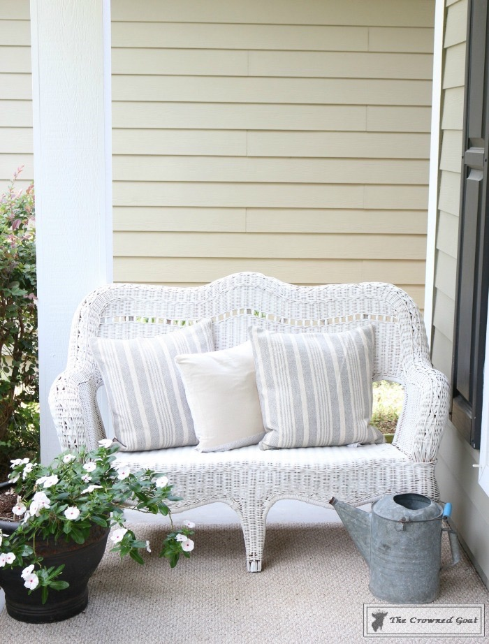 Painting-Wicker-Patio-Furniture-6 Painting Wicker Patio Furniture Painted Furniture