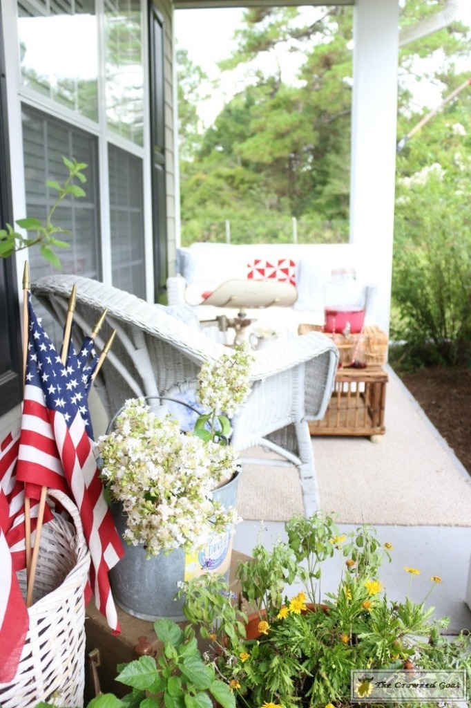 Patriotic-Summer-Porch-11-682x1024 Patriotic Summer Porch Tour Decorating DIY Summer
