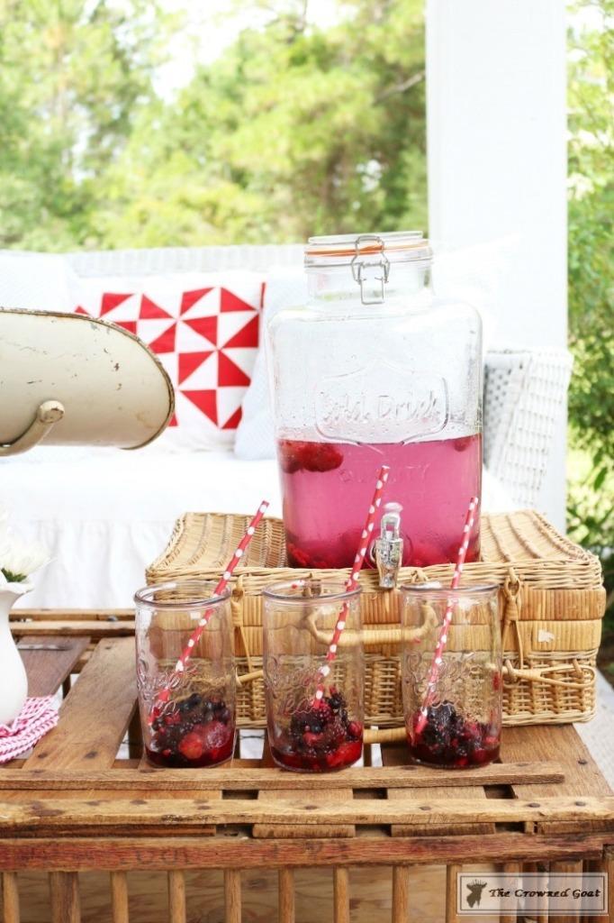Patriotic-Summer-Porch-6-682x1024 Patriotic Summer Porch Tour Decorating DIY Summer