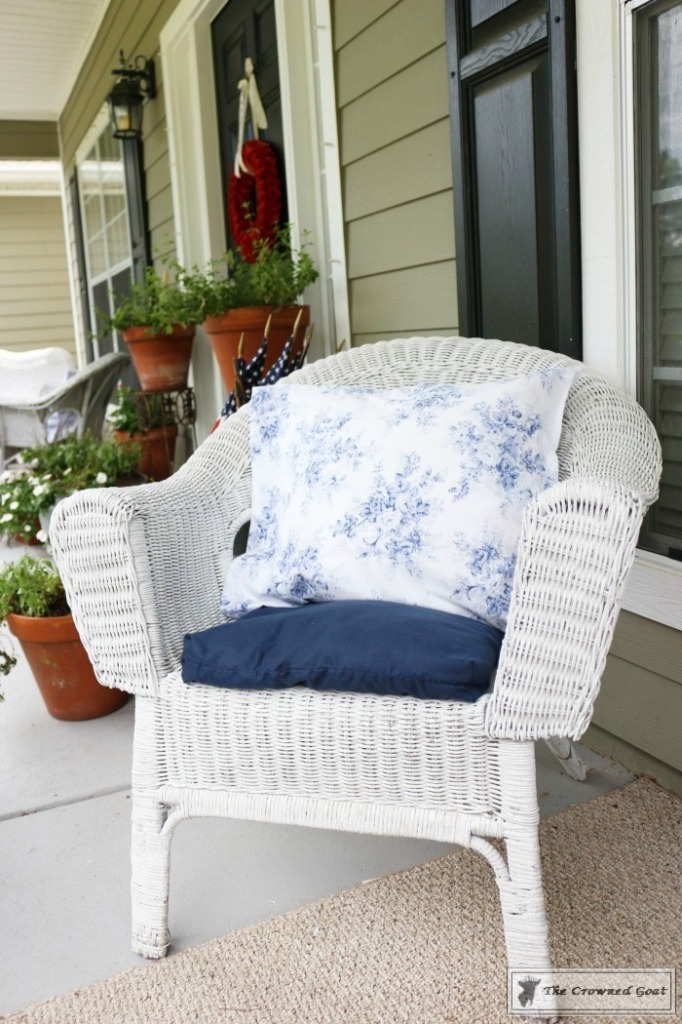 Patriotic-Summer-Porch-8-682x1024 Patriotic Summer Porch Tour Decorating DIY Summer