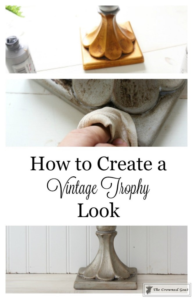 Create-a-Vintage-Trophy-Look-3-664x1024 How to Create a Vintage Trophy Look DIY