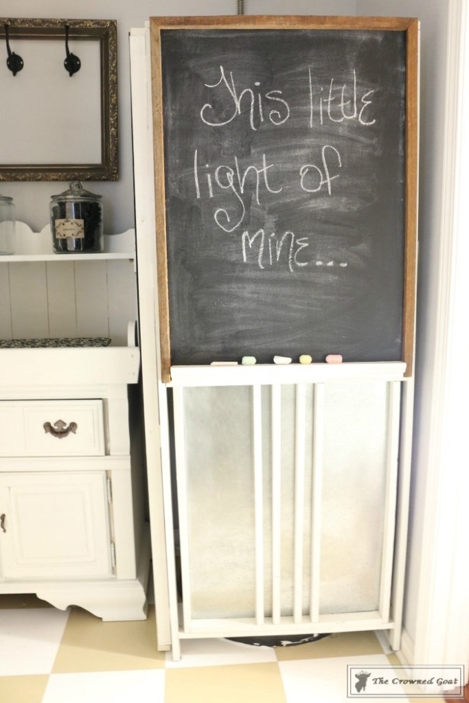 Easy DIY Dry Erase Board-3