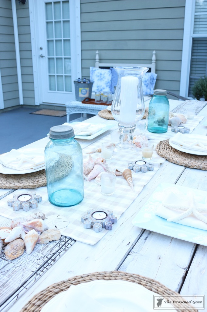 Easy-to-Create-Summer-Inspired-Tablescape-3-682x1024 Easy to Create Summer Inspired Tablescape Decorating Summer