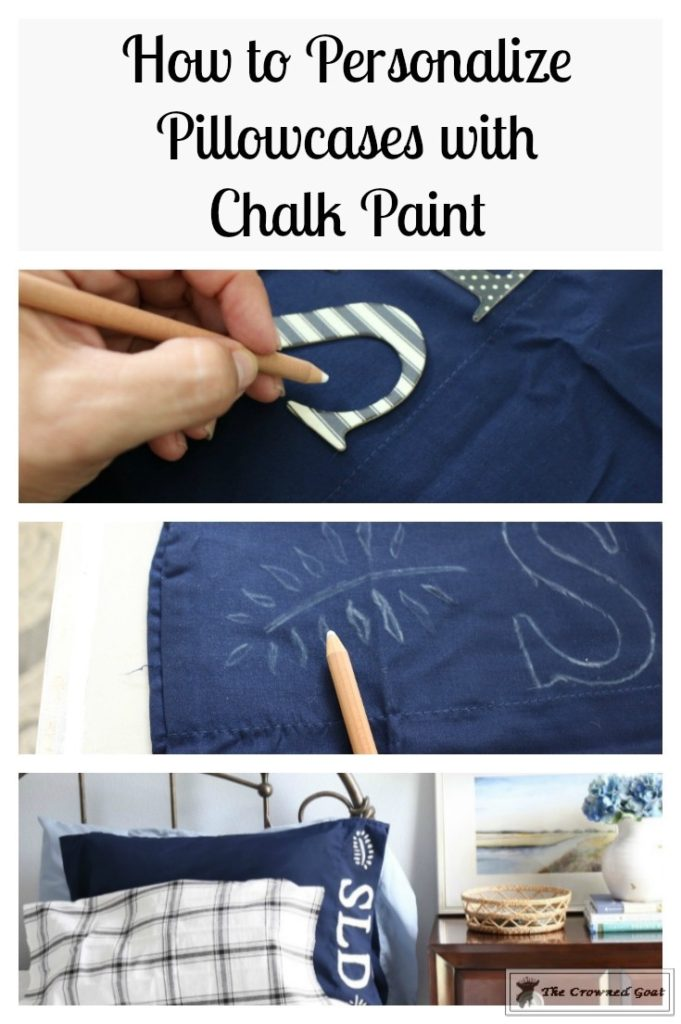 Personalize-Pillowcases-with-Chalk-Paint-1-681x1024 How to Personalize Pillowcases with Chalk Paint DIY