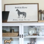 Snow-White-Media-Cabinet-Makeover-12 Painted Furniture